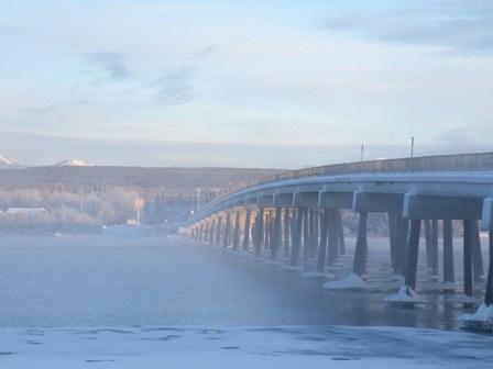 Tagish Bridge