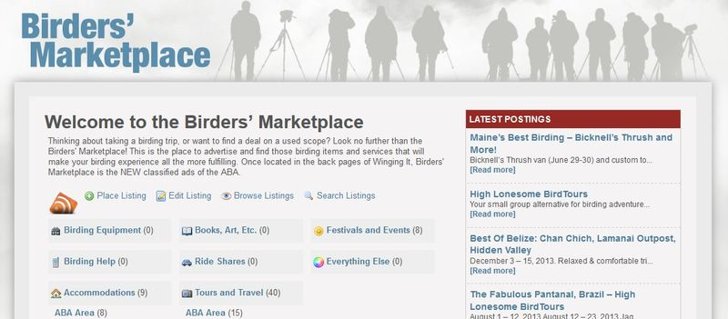 ABA Marketplace
